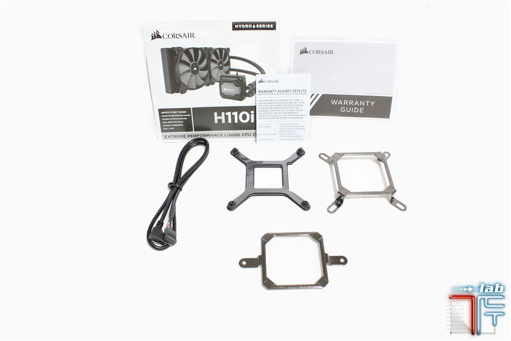 Corsair h110i bundle