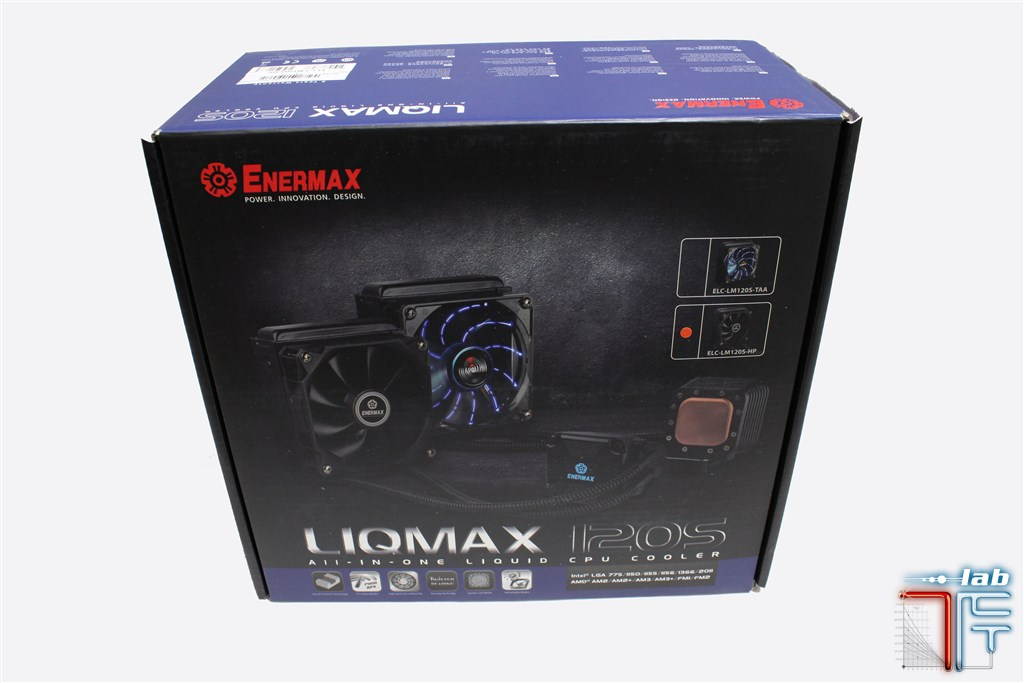 enermax liqmax 120s package