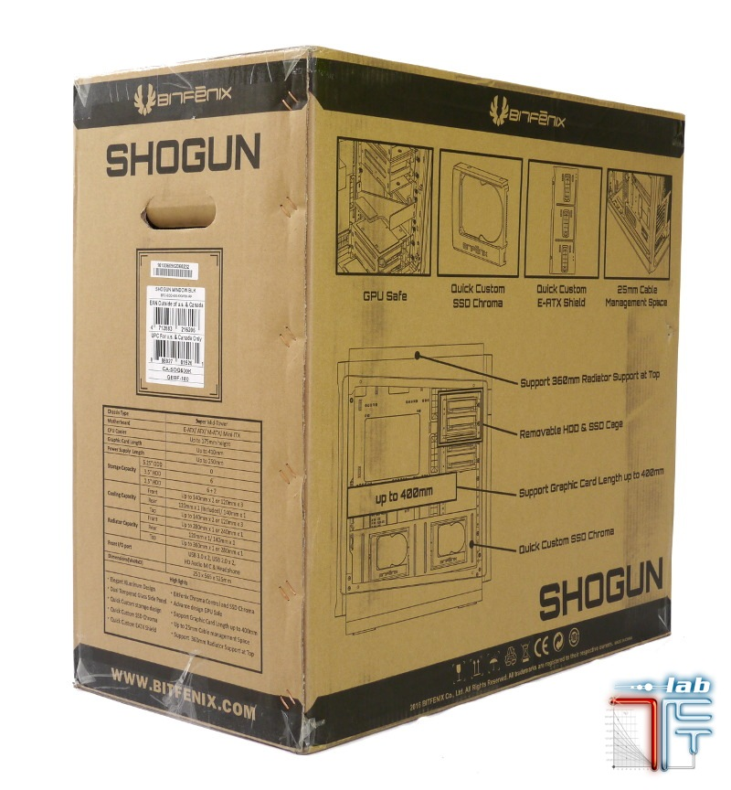 Shogun box right 45