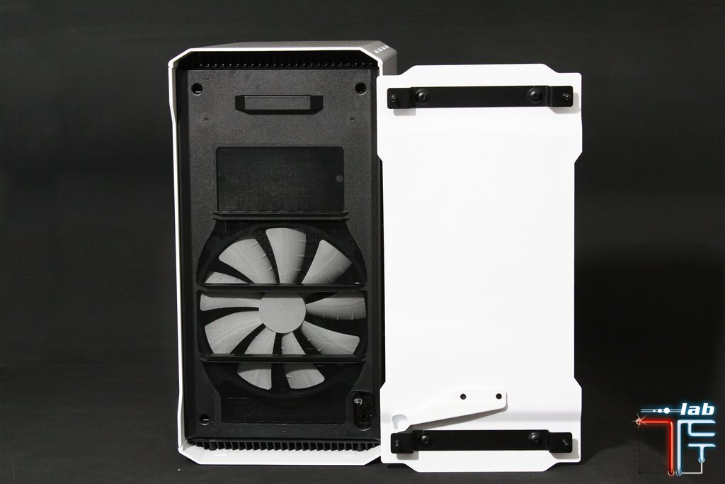 evolv front air intake