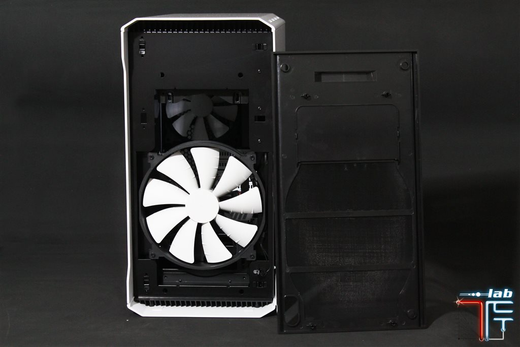 evolv front air intake2