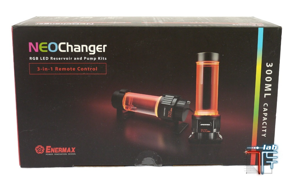 neochanger box front
