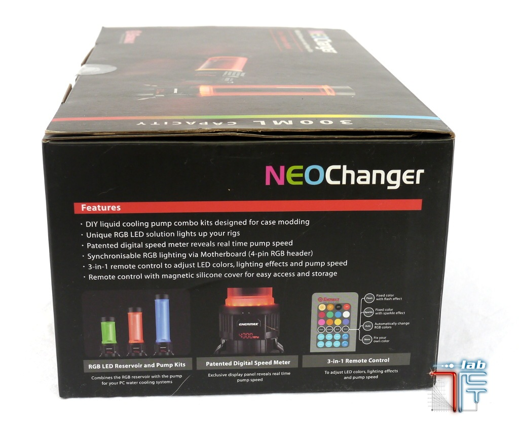 neochanger box side
